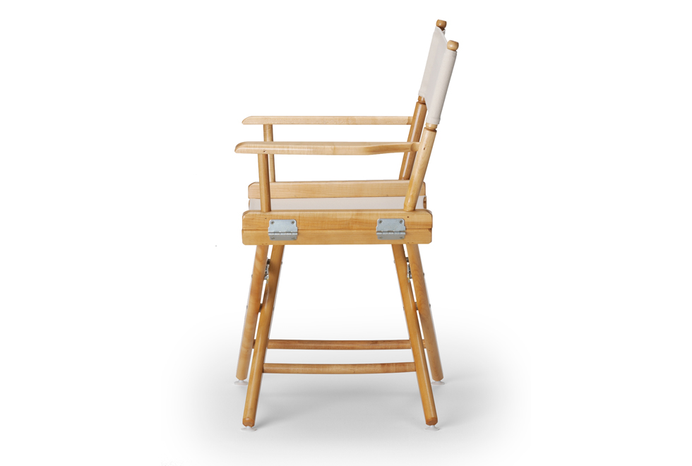 World Famous Director Chair Dining Height Arm